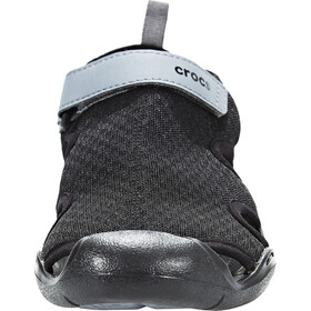 Crocs Swiftwater Mesh Sandals Damen black